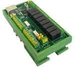USB Relay Board | RS232 Controls | USB relay controller