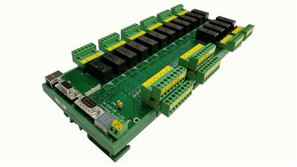 IA-3118-U2i-P - 16 Channel USB Power Relay, SPDT, 16 Channel